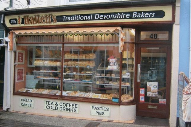 Thumbnail Restaurant/cafe for sale in Fore Street, St. Marychurch, Torquay