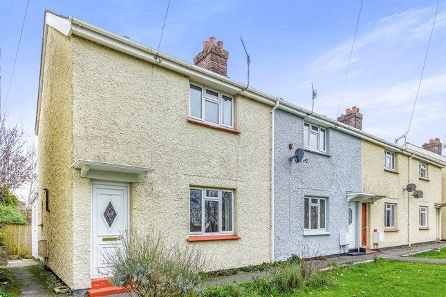 Thumbnail End terrace house for sale in Langton Road, Blandford Forum