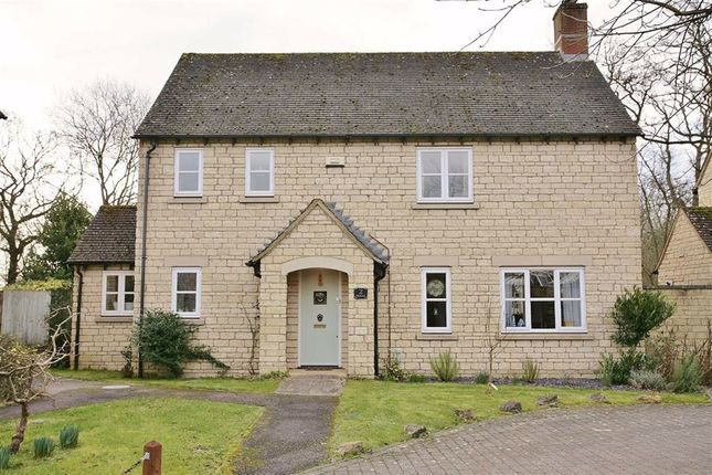 Thumbnail Detached house for sale in Glissard Way, Bradwell Village, Nr Burford, Oxfordshire