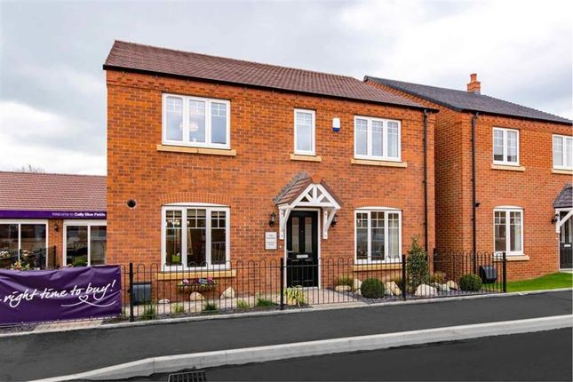 Thumbnail Detached house for sale in Napton Road, Stockton, Southam