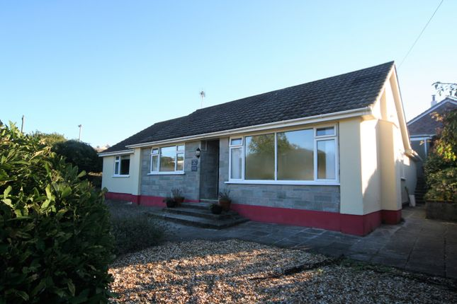Thumbnail Bungalow to rent in Trevance, Penryn, Cornwall