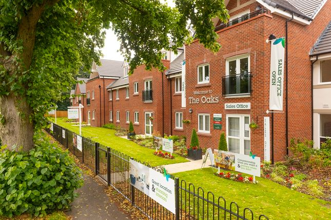Thumbnail Property for sale in Cedar Avenue, Alsager, Stoke-On-Trent