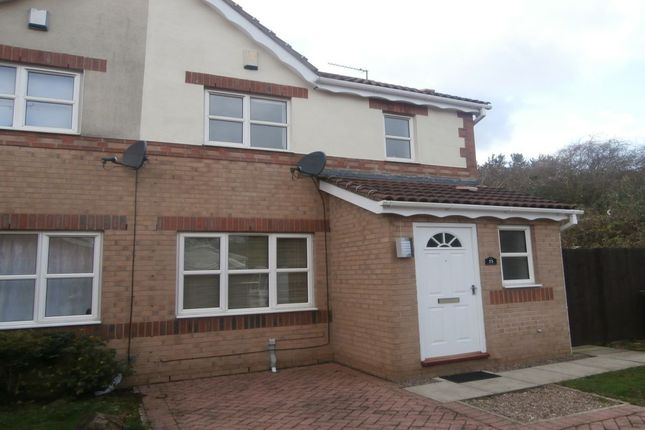 Thumbnail Semi-detached house to rent in Navigation Way, Hull