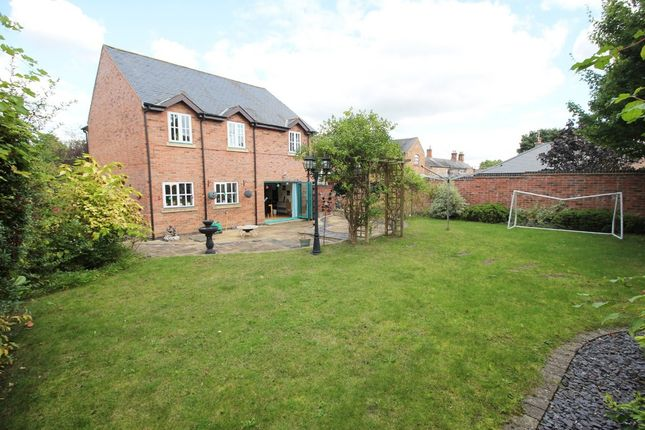 Thumbnail Detached house for sale in Main Street, Countesthorpe, Leicester