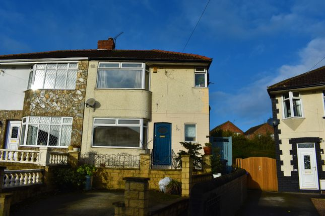 Thumbnail Semi-detached house to rent in Gleadless Drive, Sheffield