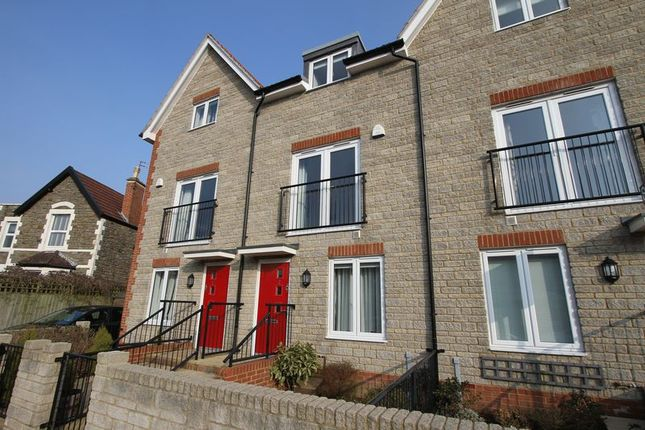 Thumbnail Terraced house to rent in Strode Road, Clevedon