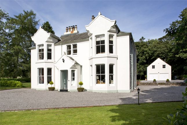Thumbnail Detached house for sale in Wallace Hall & Cottage, Auldgirth, Dumfries