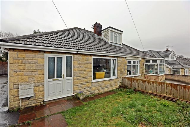 Thumbnail Semi-detached bungalow for sale in Queens Drive, Llantwit Fardre, Pontypridd