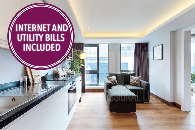 Thumbnail Flat to rent in Oasis Residence, 73 Cookridge Street, Leeds