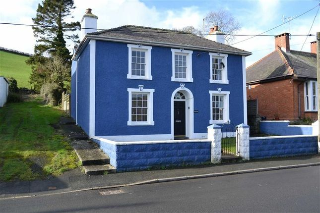Thumbnail Detached house for sale in Panteg Road, Aberaeron, Ceredigion