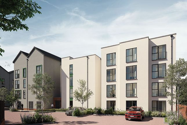 """Thumbnail Flat for sale in """"The Dulcio"""" at Foundry Lane, Chippenham"""