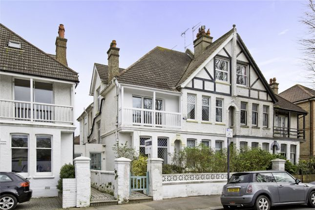 Thumbnail Semi-detached house for sale in Osmond Gardens, Osmond Road, Hove, East Sussex