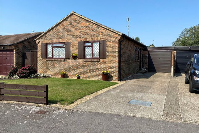 Thumbnail Bungalow for sale in Lavinia Way, East Preston, West Sussex