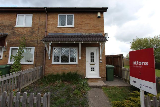2 bed end terrace house to rent in Heol Y Pia, Caerphilly CF83