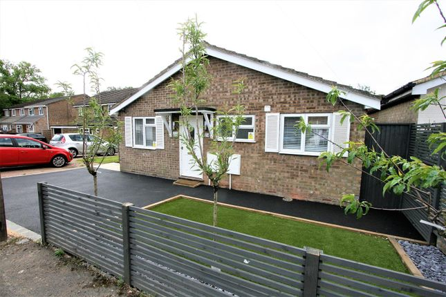 Thumbnail Bungalow for sale in Larch Avenue, Bricket Wood, St. Albans
