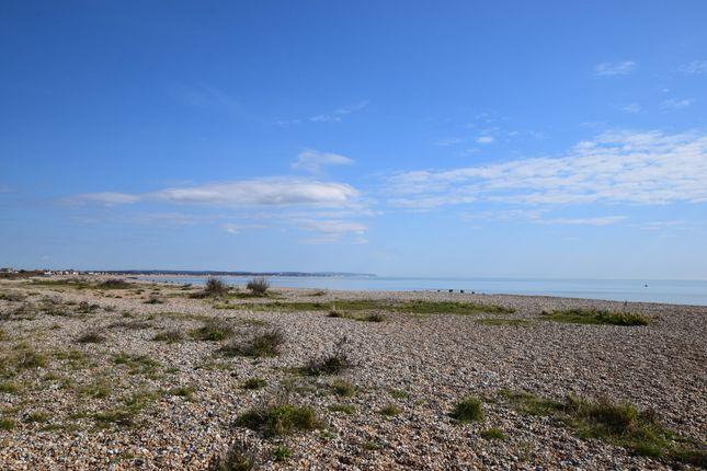Beach of Eastbourne Road, Pevensey Bay BN24
