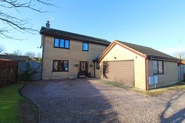 Thumbnail Detached house for sale in Cedar Road, Stamford