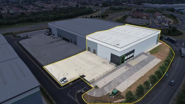 Thumbnail Light industrial to let in Unit 1A Derby Commercial Park, Raynesway, Derby