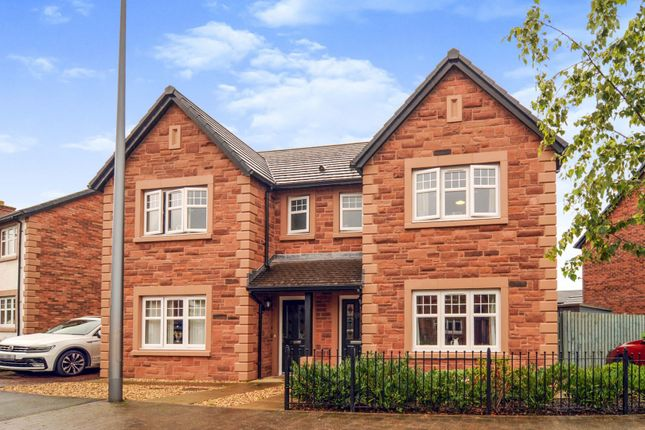 Thumbnail Semi-detached house for sale in Birchwood Way, Dumfries