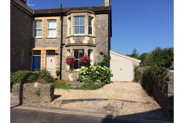 Thumbnail Semi-detached house for sale in Cliff Street, Cheddar