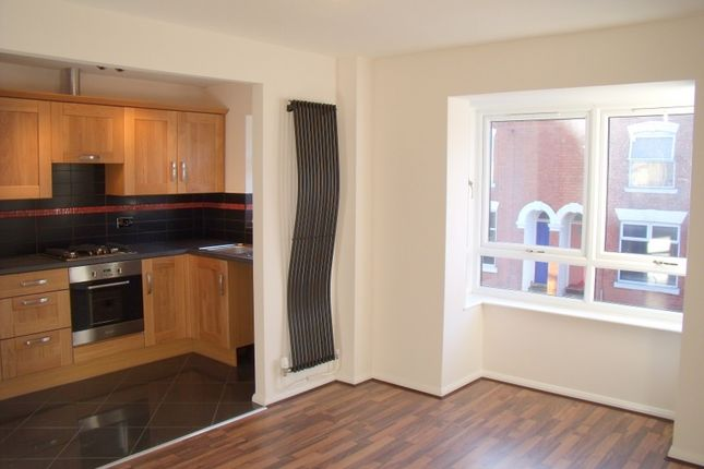 Thumbnail Flat to rent in Chaucer Street, Northampton