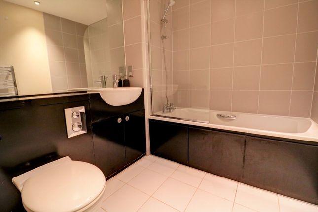 Bathroom of 58 Sherborne Street, Birmingham B16