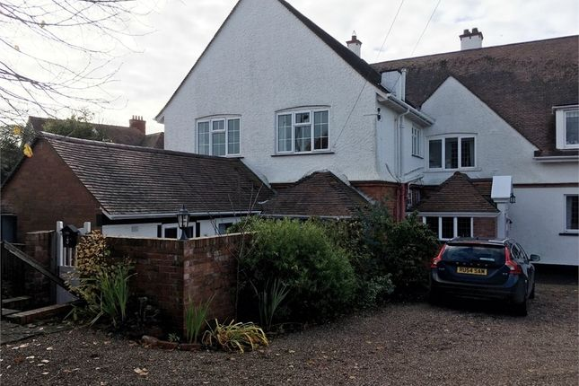 Thumbnail Flat to rent in Westfield Close, Budleigh Salterton