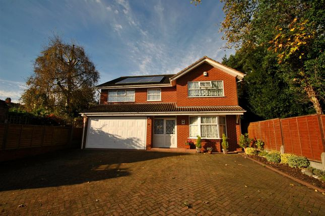 4 bed detached house for sale in Westminster Drive, Kings Heath, Birmingham