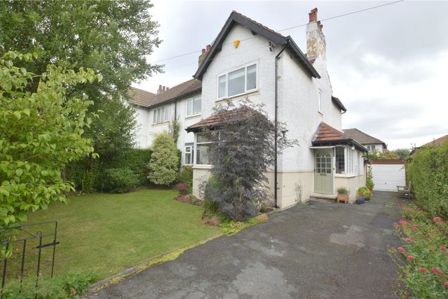 Semi-detached house for sale in Ayresome Terrace, Roundhay, Leeds
