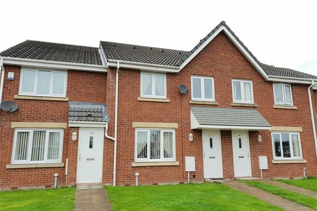 Thumbnail Town house to rent in Jethro Street, Bolton