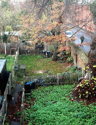 Garden of New Cross Road, London SE14