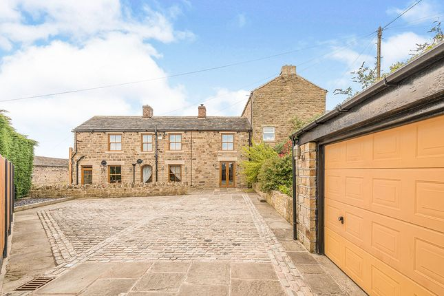 Thumbnail Detached house for sale in Edge Road, Dewsbury, West Yorkshire
