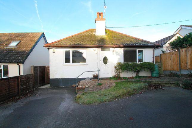 Thumbnail Detached bungalow for sale in Black Robin Lane, Kingston, Canterbury