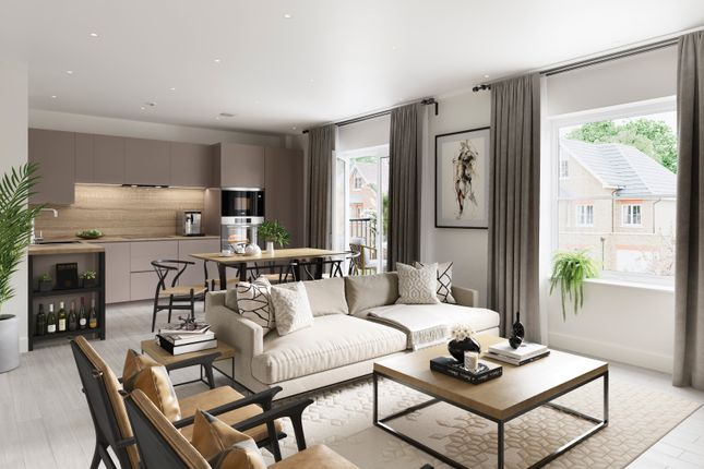 1 bed flat for sale in Stompond Lane, Walton-On-Thames KT12