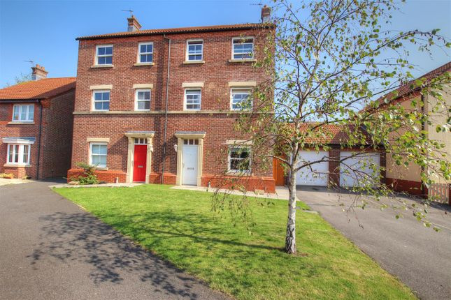 Thumbnail Semi-detached house for sale in 17 Fletton Road, Norton, Malton