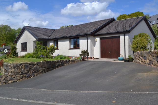 Thumbnail Detached bungalow for sale in 13 Kilbride Road, Lamlash, Isle Of Arran