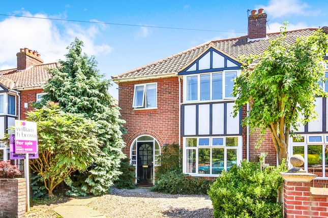 Thumbnail Semi-detached house for sale in Theatre Street, Dereham