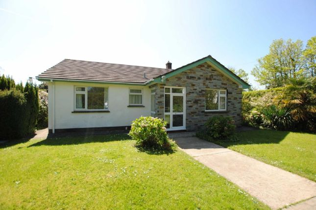 Thumbnail Bungalow to rent in Marhamchurch, Bude