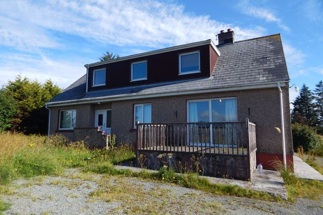 Thumbnail Detached house for sale in 6 Heatherfield, Penifiler, Isle Of Skye