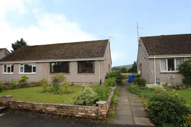 Thumbnail Bungalow for sale in Willoughby Place, Callander, Stirlingshire