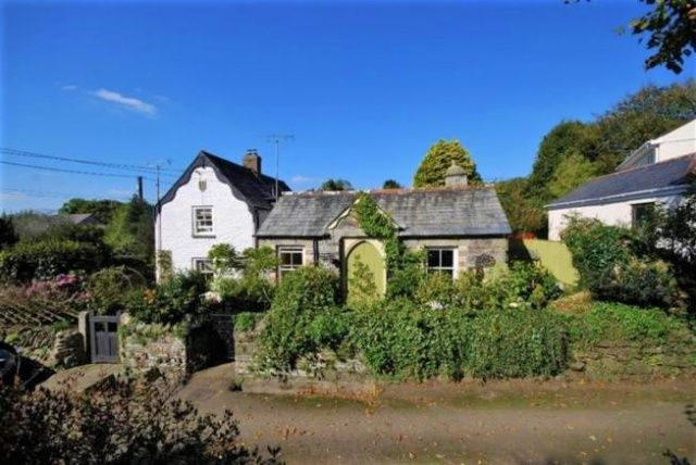 Thumbnail Property for sale in Michaelstow, St. Tudy, Bodmin
