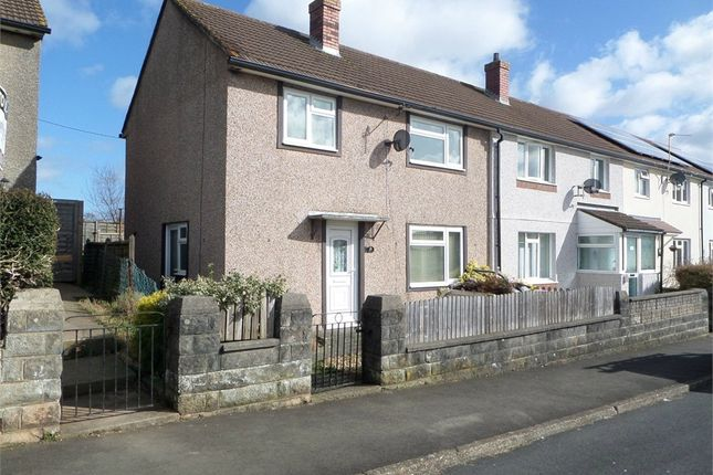 Thumbnail End terrace house to rent in Bulwark, Chepstow, Monmouthshire