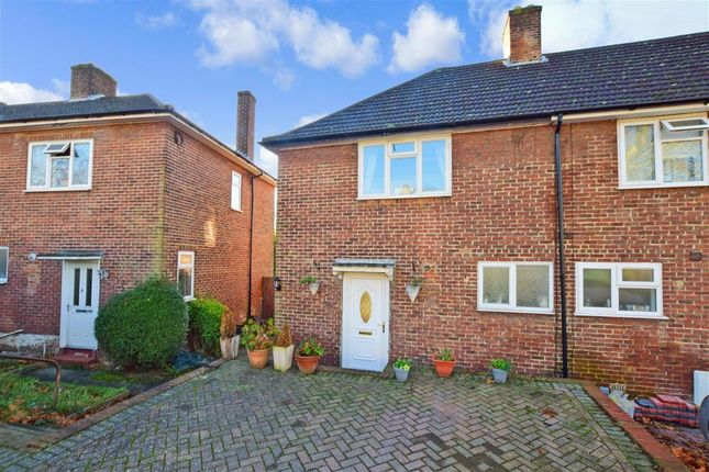 Thumbnail End terrace house for sale in Rangefield Road, Bromley, Kent
