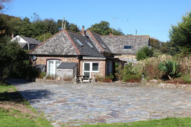 Thumbnail Detached house for sale in Ventongimps, Callestick, Truro