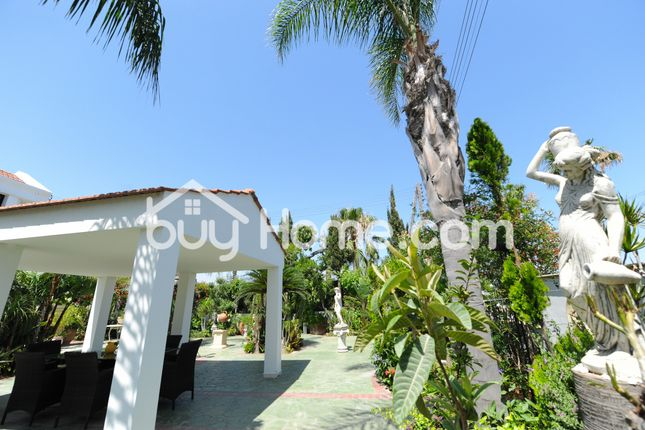 4 bed detached house for sale in Dhekelia Road, Larnaca, Cyprus