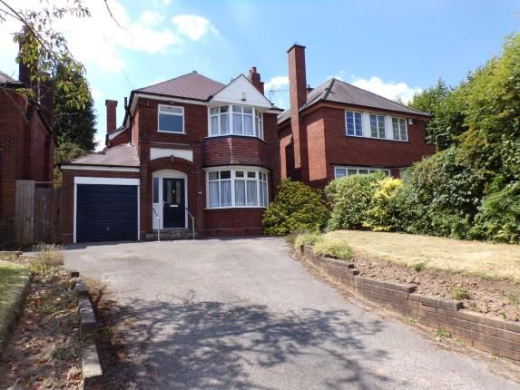 Thumbnail Detached house for sale in Quinton Road West, Quinton, Birmingham, West Midlands