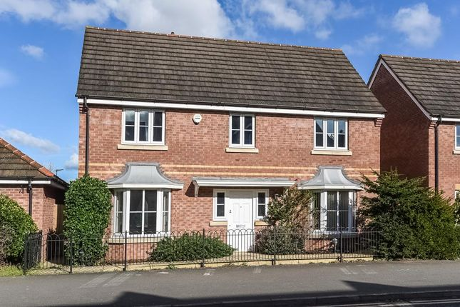 Thumbnail Detached house to rent in Saxon Gate, Hereford