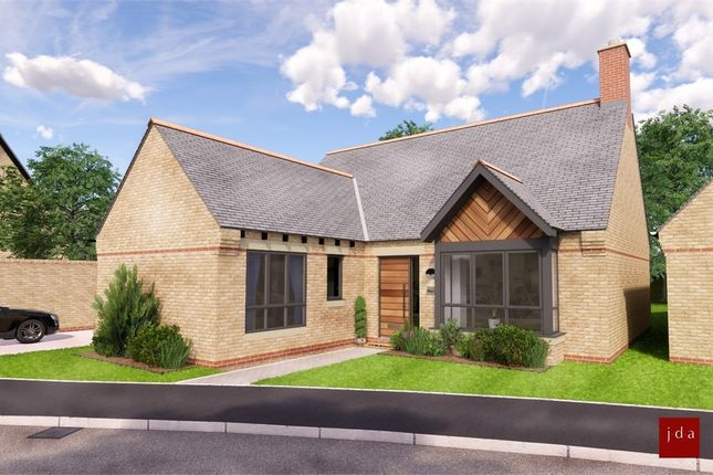 3 bed detached bungalow for sale in The Durham At Sheepbridge Park, Walker Homes, Mansfield, Nottinghamshire NG18