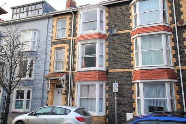 Thumbnail Duplex to rent in Portland Street, Aberystwyth