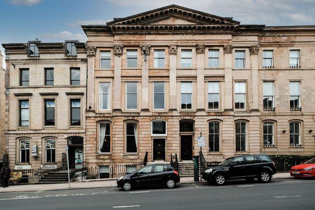 Thumbnail Flat for sale in Bath Street, Glasgow